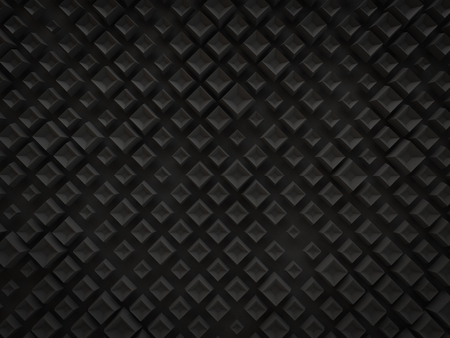 abstract 3d black small 
