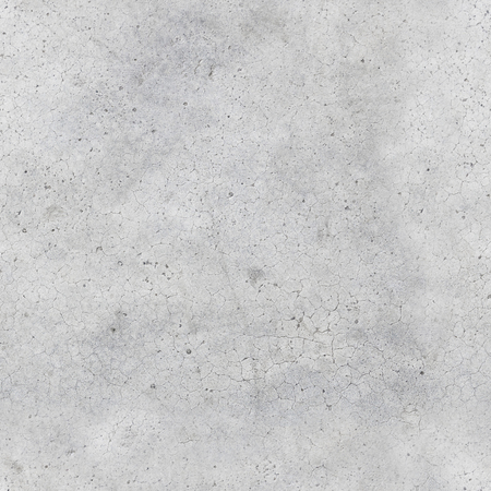 concrete polished seamless texture background. aged cement backdrop. loft style gray wall surface. plaster concrete cladding. Archivio Fotografico - 100436132