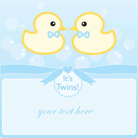 twin: Its twin boys!