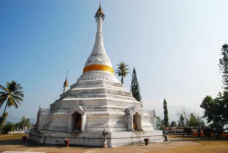 mea: Doi Gong Mu Pagoda Stock Photo