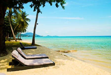Vacances tropicales Banque d'images - 12011245