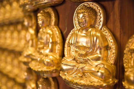 Golden Buddha photo