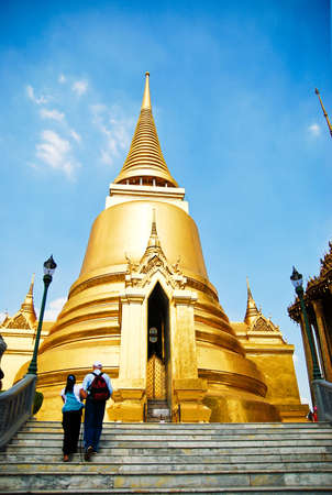 Thailand Bangkok Royal Temple Stock Photo - 13100687