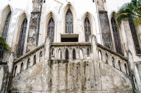 Entrance In A Christian Monastery Stock Photo - 19454029