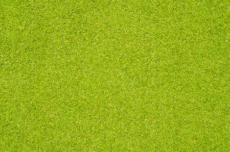 Beautiful green grass pattern from archery Stock Photo