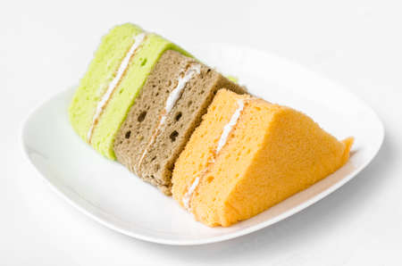 swiss triangle golden threads   thai food