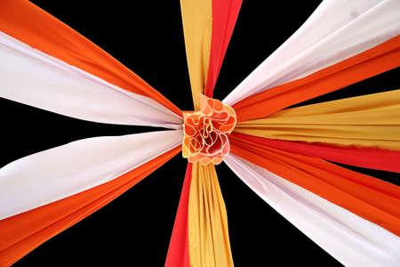 Celebration ceiling cloth tapestries photo