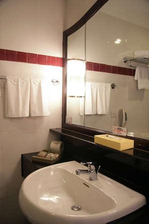 lavabo salle de bain: H�tel d'affaires �vier de salle de bains