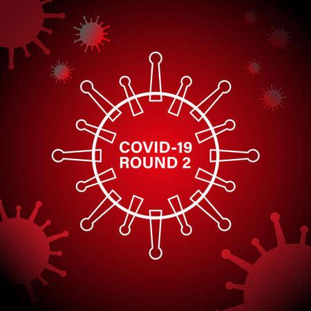 Coronavirus or covid-19 is coming round 2 around the world.