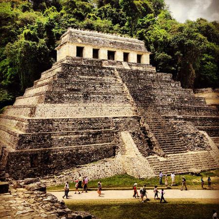 Templo Palenque