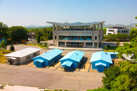 North Korea, Kaesong, JSA, Panmunjom Editorial