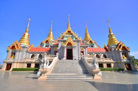 Thailand temple  Stock Photo