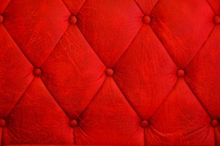 bolster: Red bolster.