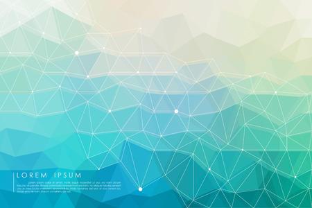 Vector background geometria Archivio Fotografico - 27247933