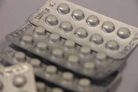 blister: Tablets in blister pack
