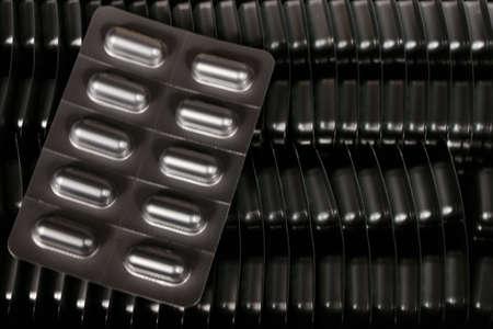 blister: Capsules in blister pack