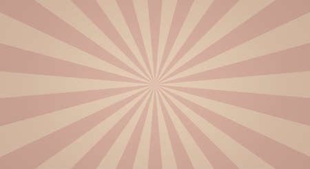Sunburst or sun burst retro background. Retro background
