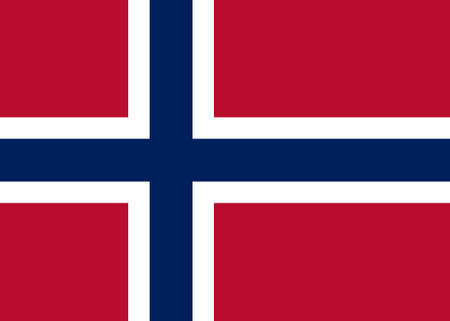 Norway national flag, norwegian national official flag.