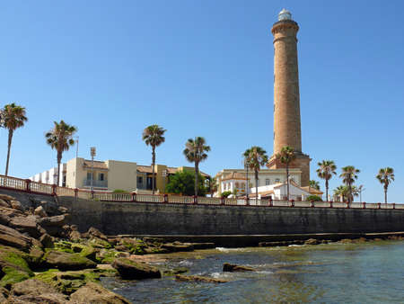 the tallest lighthouse in Spain and the third tallest lighthouse in Europe  69 meters   photo