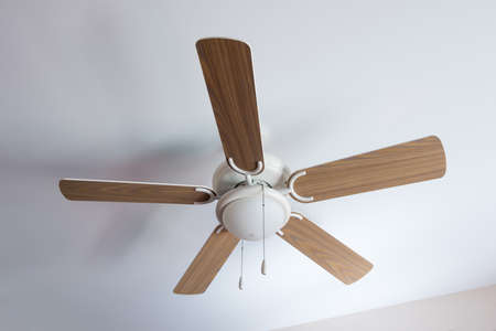 ceiling: Modern electric ceiling lamp fan