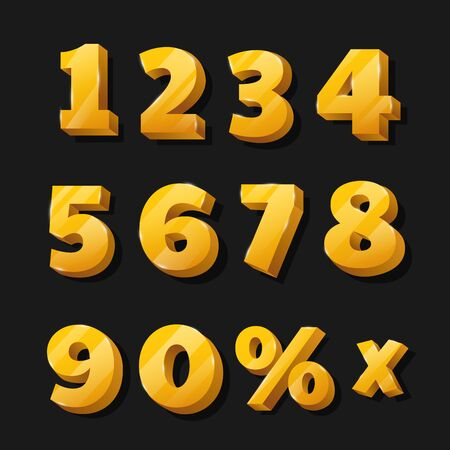 Golden numbers for discounted billboards that look beautiful.