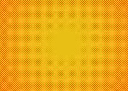Abstract Gradient Background With Beautiful Halftone. Vetores