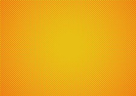 Abstracte Gradiëntachtergrond Met Mooie Halftone. Vector Illustratie