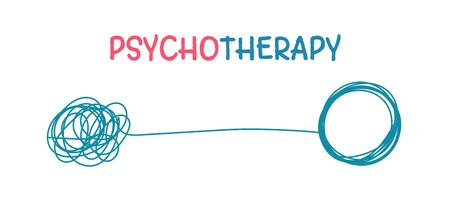 Psychotherapy. Treatment of mental problems by solving chaotic thoughts and good attitudes.