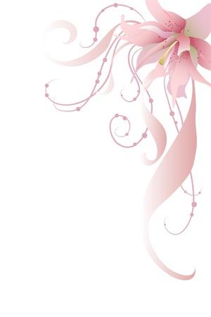 muguet fond blanc: vector1092-01 (0) .jpg Illustration