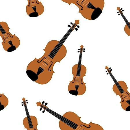 violin Stock Vector - 10317940