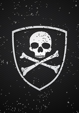 sh�rif: Badge Skull