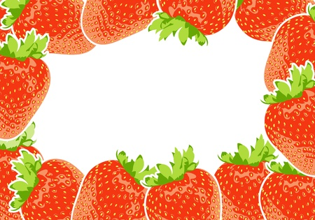 Vector strawberry Vector