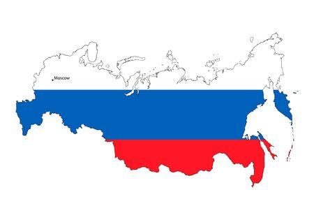 Russia Stock Vector - 17469883