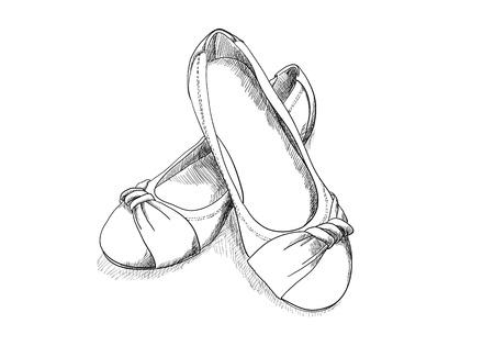 ballerina shoes: ballerina shoes