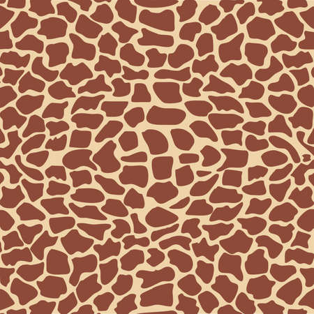textured effect: texture hides a giraffe in shades of brown