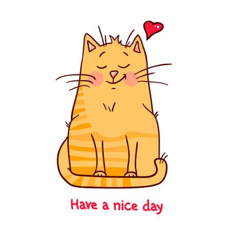 cute red kitten 5