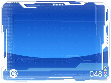 ray trace: Seria muy grande de fondos en blanco. Blue tono variaci�n