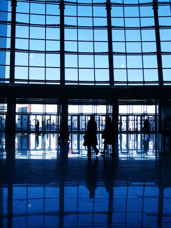 Large Business conference center photo