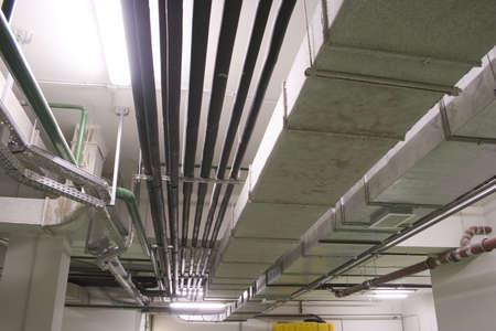 elite: Ventilation tubes in new elite building
