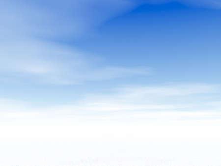 Winter landscape Stock Photo - 2079355