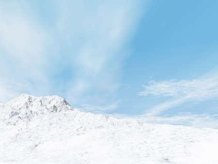 White winter Stock Photo - 3286487