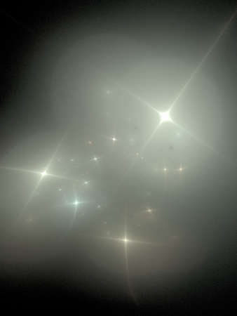 starlight: Starlight night Stock Photo