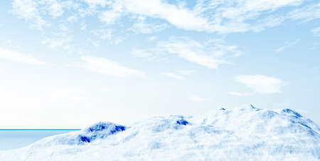 Winter scenery Stock Photo - 4356742