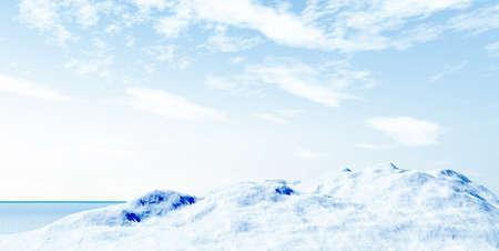 Winter scenery Stock Photo - 4356742