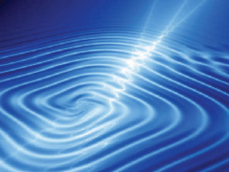Water ripples Vector