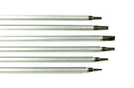 Set of Precision screwdriver photo