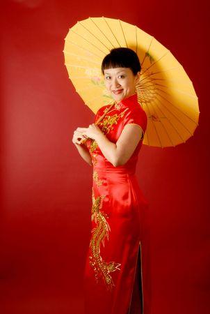 Chinese Bride Stock Photo - 1298377