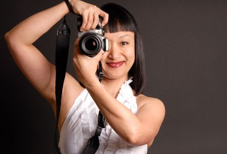 Photographer Stock Photo - 1298457