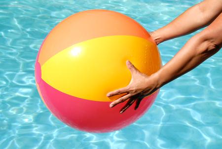 pool party: Beach Ball