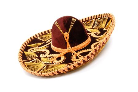 intricacy: Mexican Sombrero